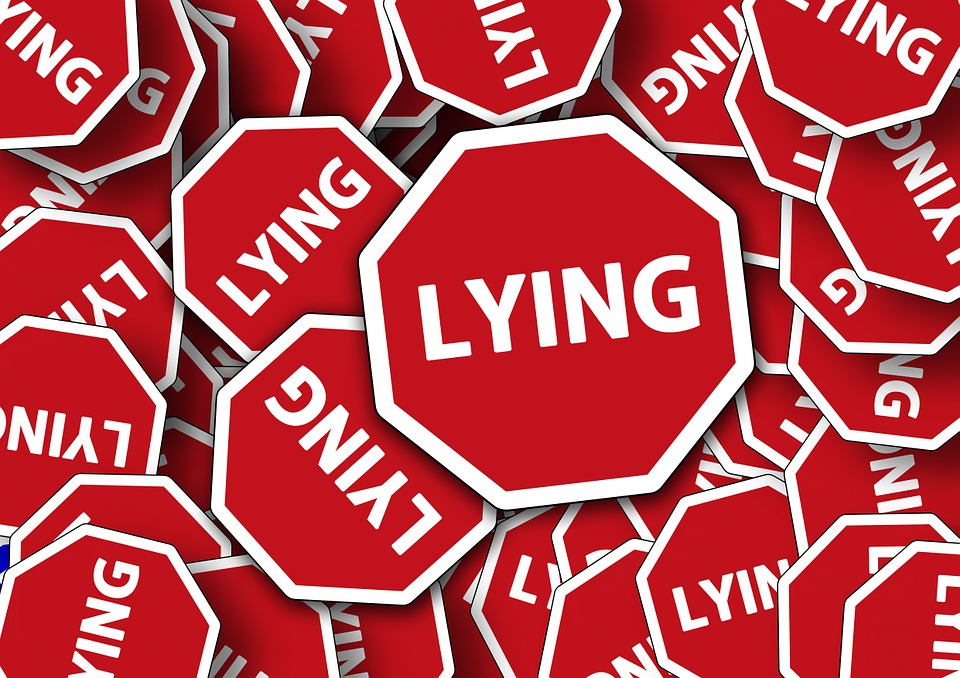Lying affects your relationship
